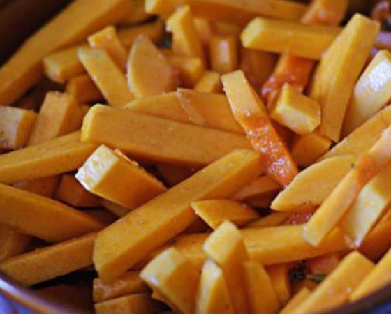 Potatoes de Butternut
